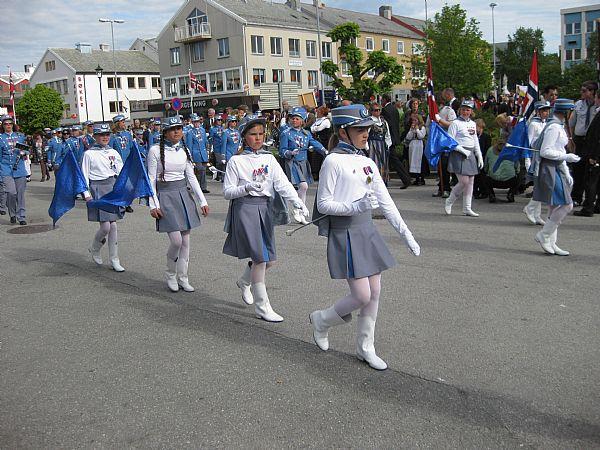 Drill Organisering av korpset Kristiansund Skolekorps